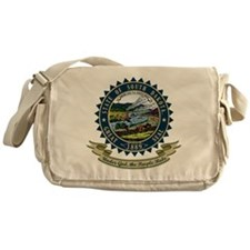 South Dakota Seal Messenger Bag