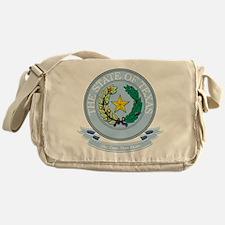 Texas Seal Messenger Bag