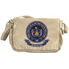 Utah Seal Messenger Bag