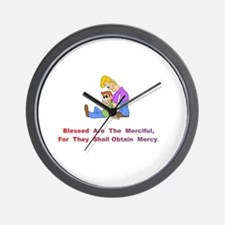 Merciful Gifts Wall Clock
