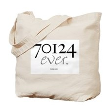 70124 ever Tote Bag
