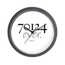 70124 ever Wall Clock