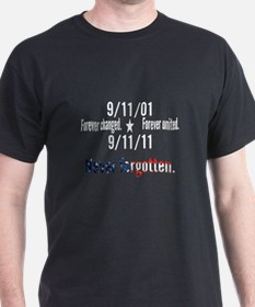 9-11 / United Never Forgotten T-Shirt