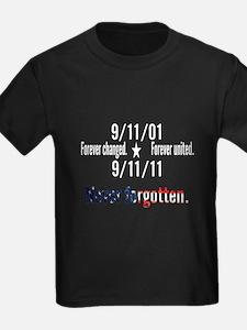 9-11 / United Never Forgotten T