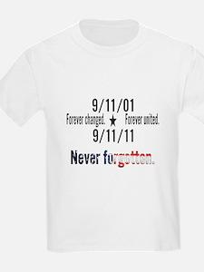 9-11 / United Never Forgotten T-Shirt