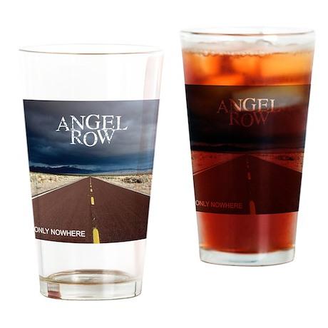 Angel Row Drinking Glass