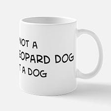 Catahoula Leopard Dog Mug