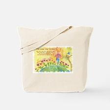 Leap Year Rhyme Tote Bag