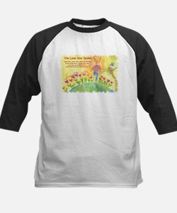 Leap Year Rhyme Kids Baseball Jersey