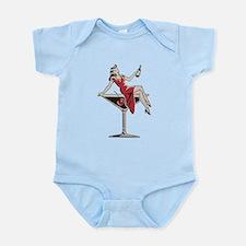 Mans Ruin Infant Bodysuit