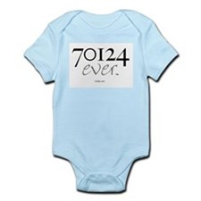 70124 ever Infant Creeper