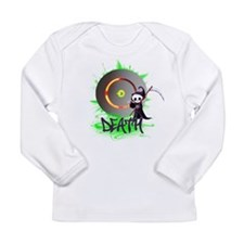 Red Ring Of Death Long Sleeve Infant T-Shirt