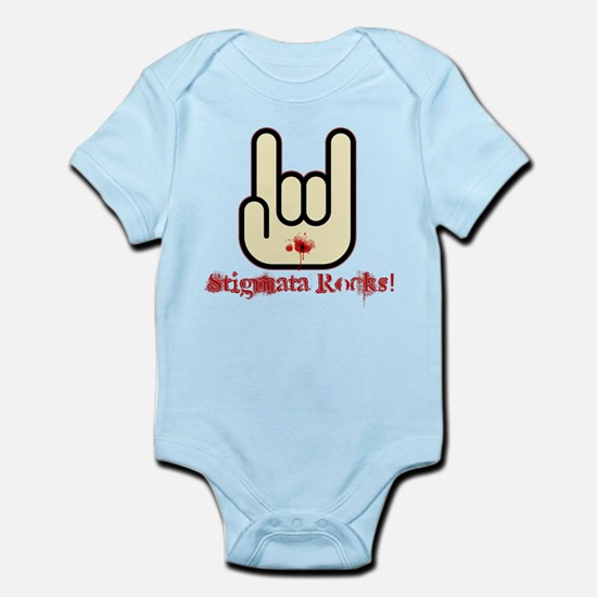 Stigmata Rocks! Infant Bodysuit