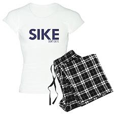 Sike Don't Do It Pajamas