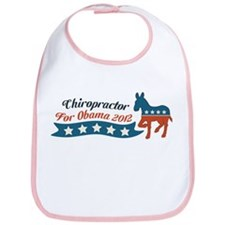 Chiropractor for Obama Bib