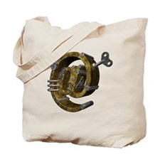 Rusted @ Steampunk Tote Bag