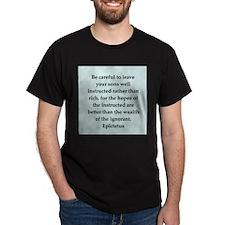 Wisdon of Epictetus T-Shirt