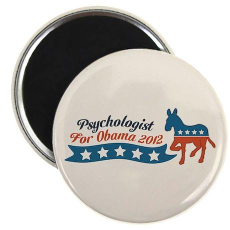 Psychologist for Obama Magnet