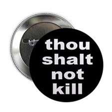 thou shalt not... Button
