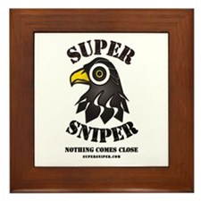 Super Sniper Framed Tile