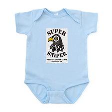 Super Sniper Infant Creeper