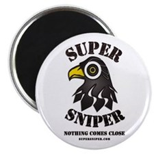 "Super Sniper 2.25"" Magnet (100 pack)"