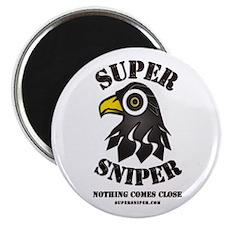 """Super Sniper 2.25"""" Magnet (10 pack)"""