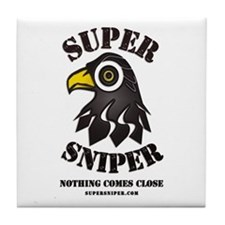 Super Sniper Tile Coaster