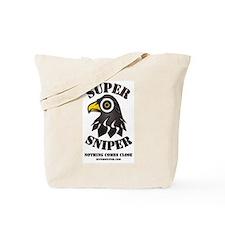 Super Sniper Tote Bag