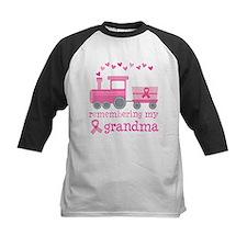 Pink Ribbon Remembering Grandma Tee