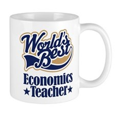 Economics Teacher Gift Mug