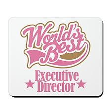 Executive Director Gift Mousepad