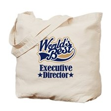 Executive Director Gift Tote Bag
