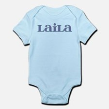 Laila Blue Glass Infant Bodysuit