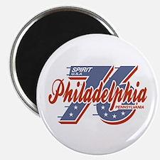 Philadelphia Spirit Magnet
