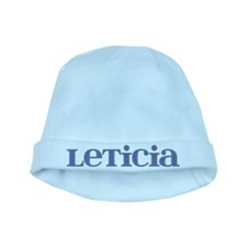Leticia Blue Glass baby hat