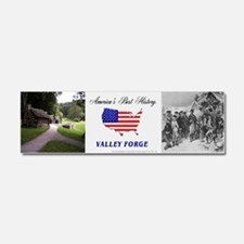 ABH Valley Forge Car Magnet 10 x 3