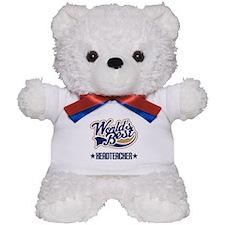 Headteacher Gift Teddy Bear