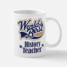 History Teacher Gift Mug