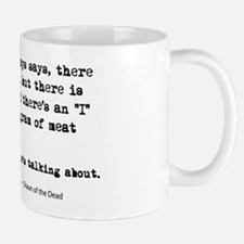 'Shaun of the Dead Quote' Mug