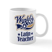 Latin Teacher Gift Mug