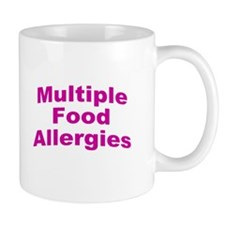 Multiple Food Allergies Mug