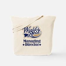 Managing Director Gift Tote Bag