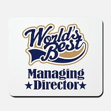Managing Director Gift Mousepad