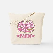Pastor Gift Tote Bag