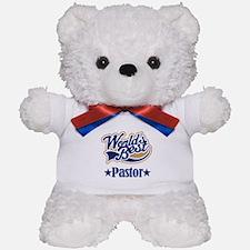 Pastor Gift Teddy Bear