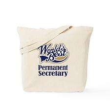 Permanent Secretary Gift Tote Bag