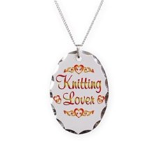 Knitting Lover Necklace