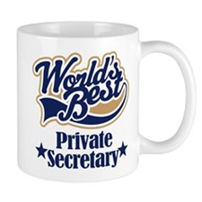 Private Secretary Gift Mug
