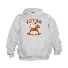 Texas Rocks Hoodie